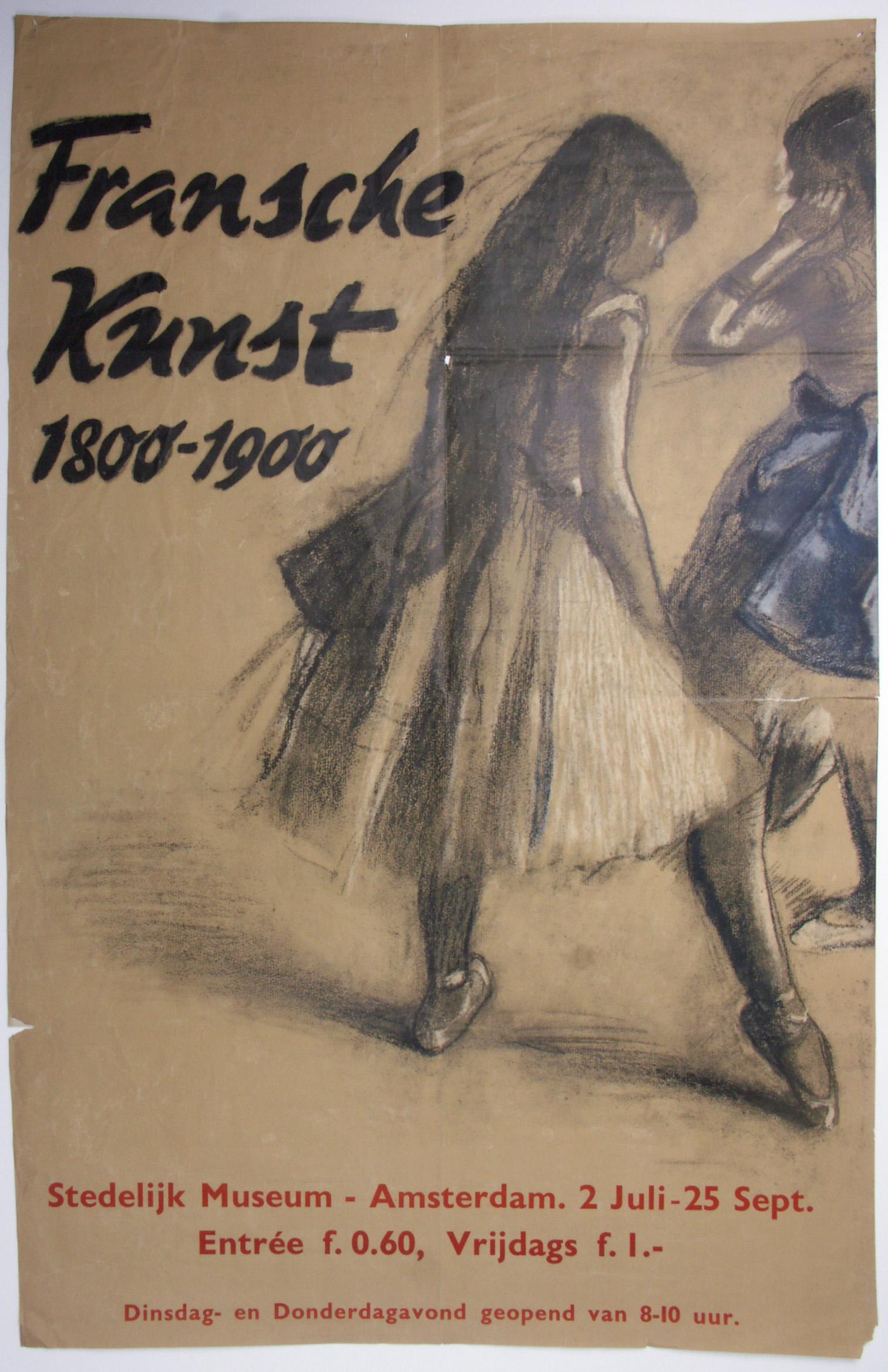 Fransche kunst 1800-1900