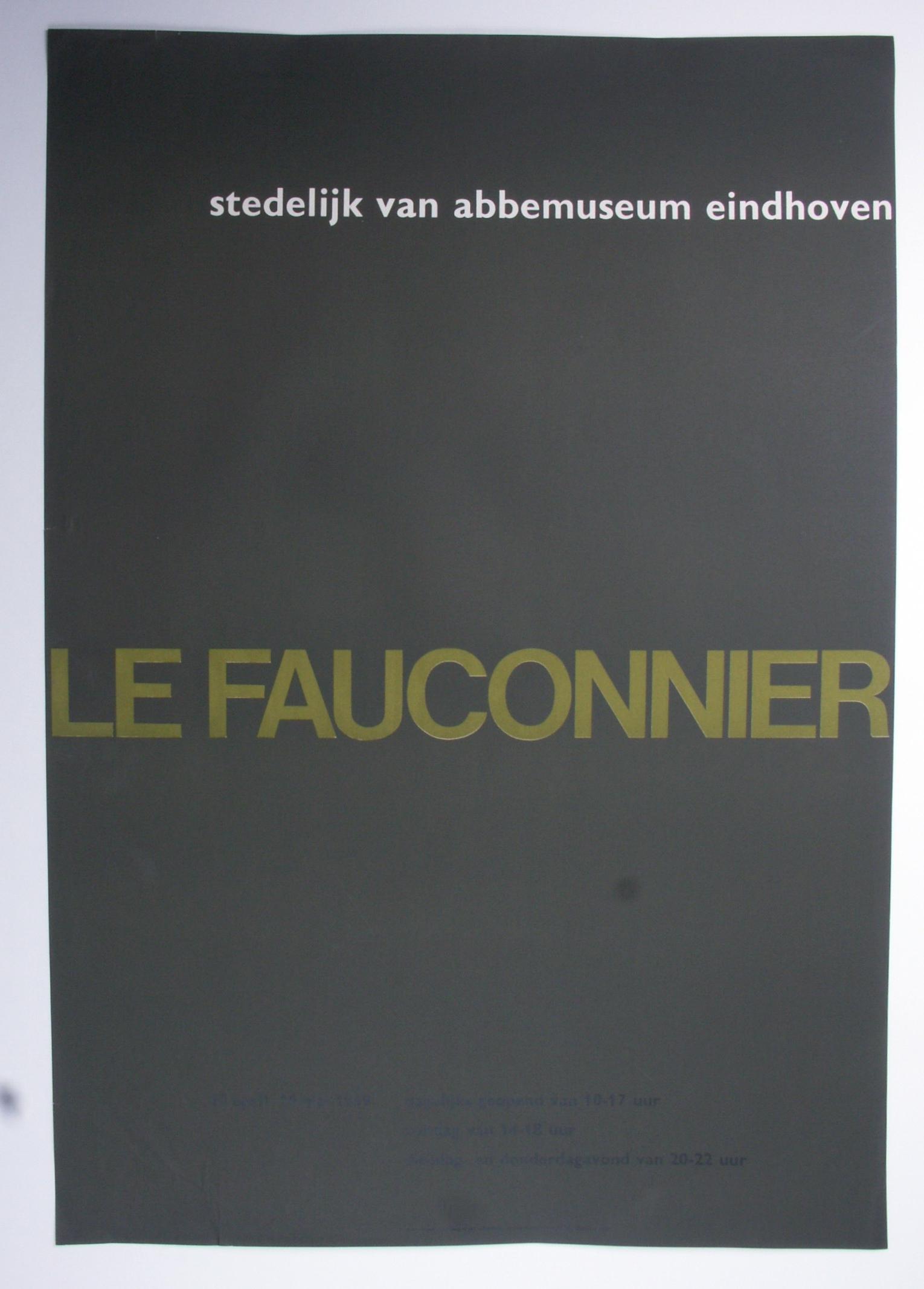 Le Fauconnier