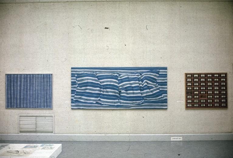 Eigen collectie met gasten: Har Sanders, Pieter Ouborg, Henri Plaat