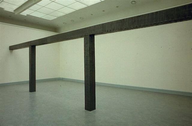 Richard Serra : 10 beelden voor het Van Abbe