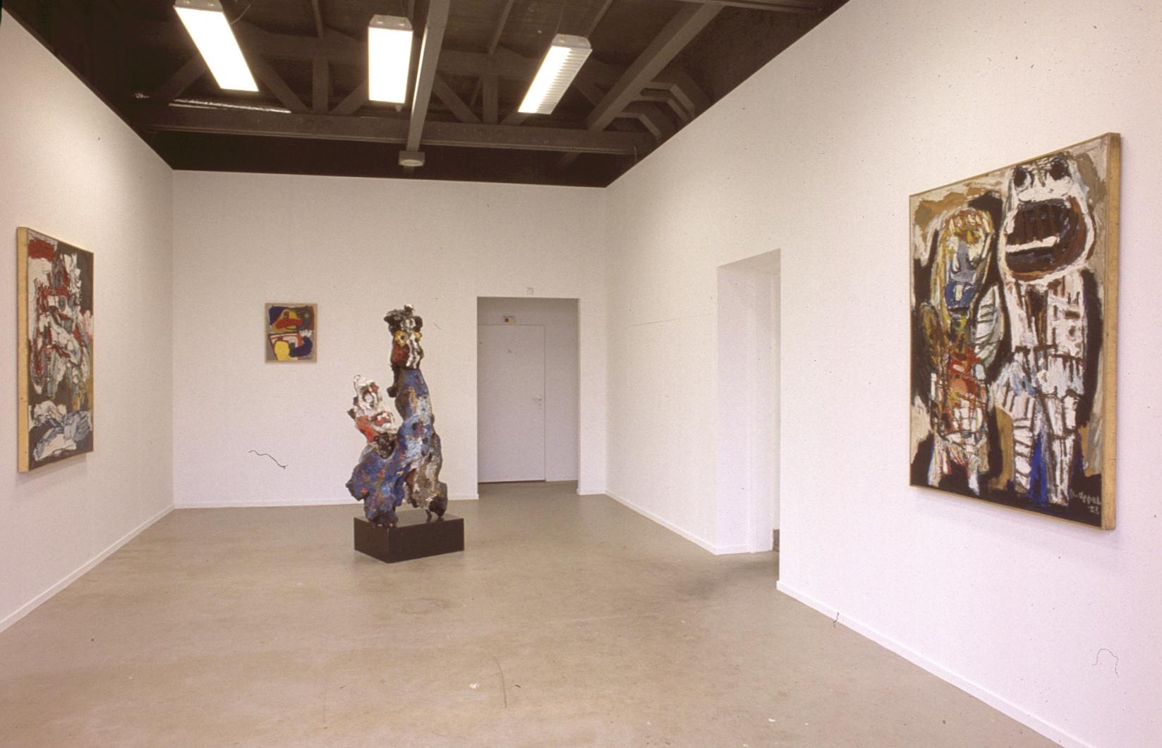 Eigen collectie : Karel Appel