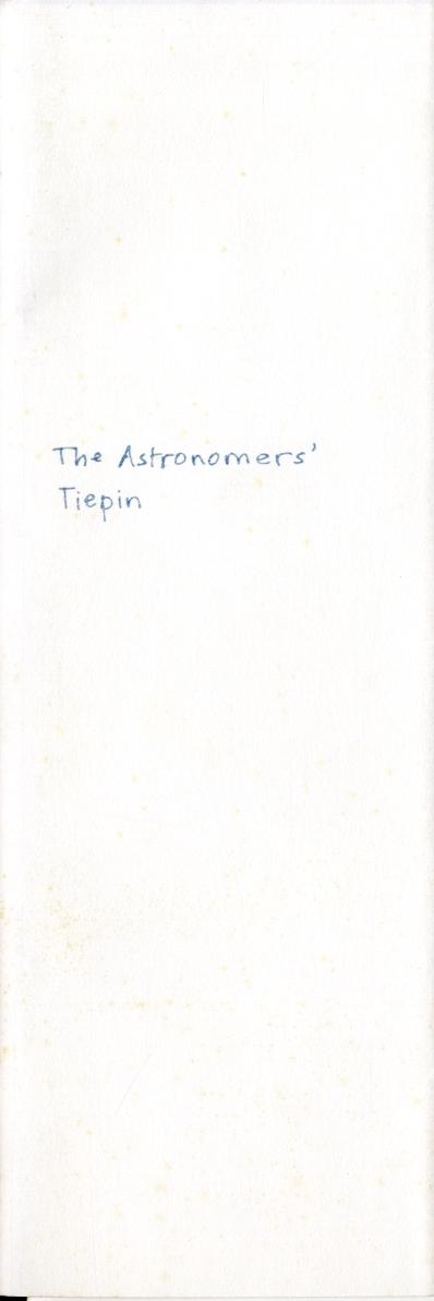 The Astromers' Tiepin