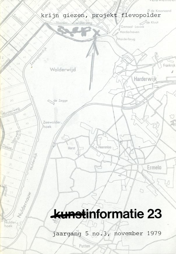 Krijn Giezen : Projekt Flevopolder
