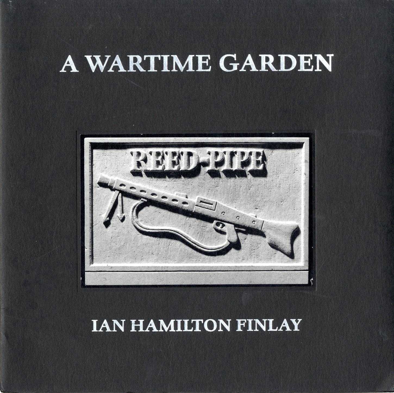 A Wartime Garden