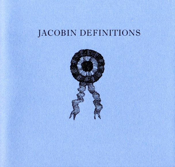 Jacobin Definitions