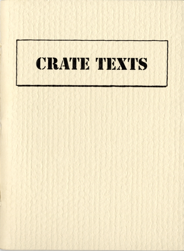 Crate Texts