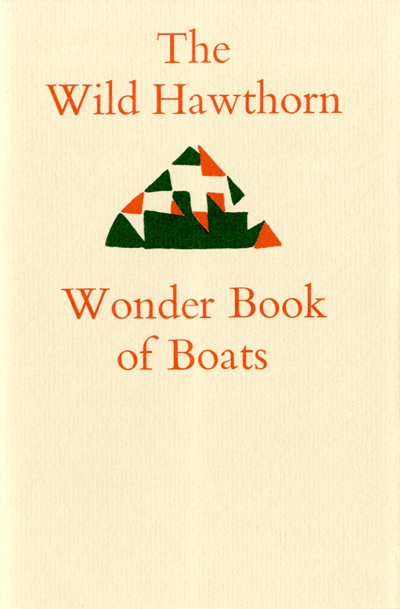 The Wild Hawthorn wonder book of boats