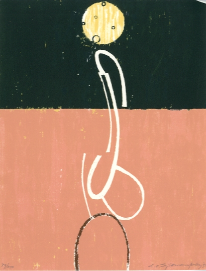 Lucas Silawanebessy, P.F. Thomése : Vught : zeefdruk en proza