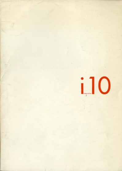 Integration, No. 10