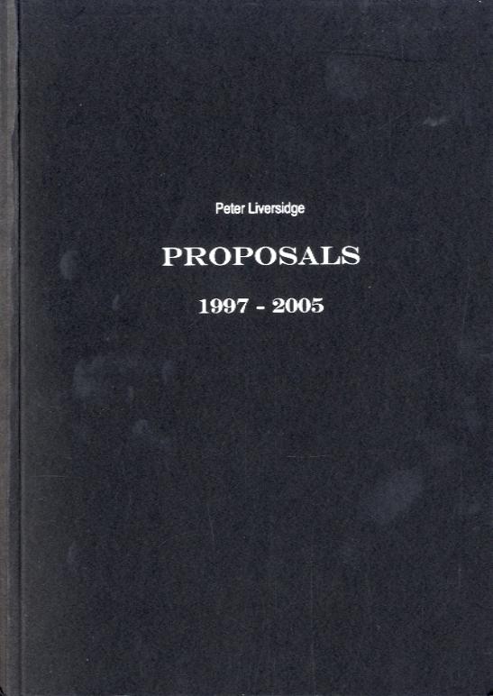 Proposals 1997-2005