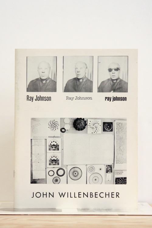 Ray Johnson, Ray Johnson, Ray Johnson