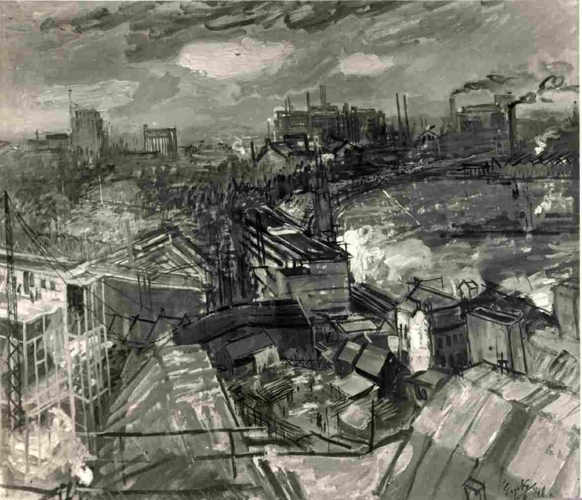 Charles Eyck ziet Eindhoven