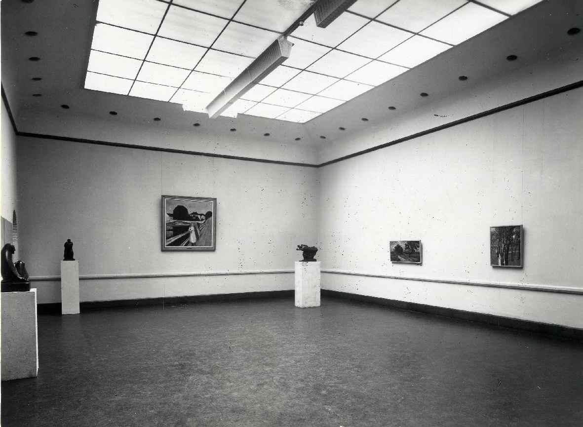 Expressionisme : werken uit de verzameling Haubrich in het Wallraf Richartz Museum te Keulen