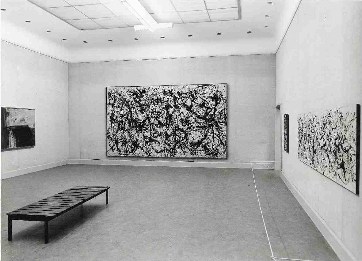 Kompas 3 : Schilderkunst na 1945 uit New York