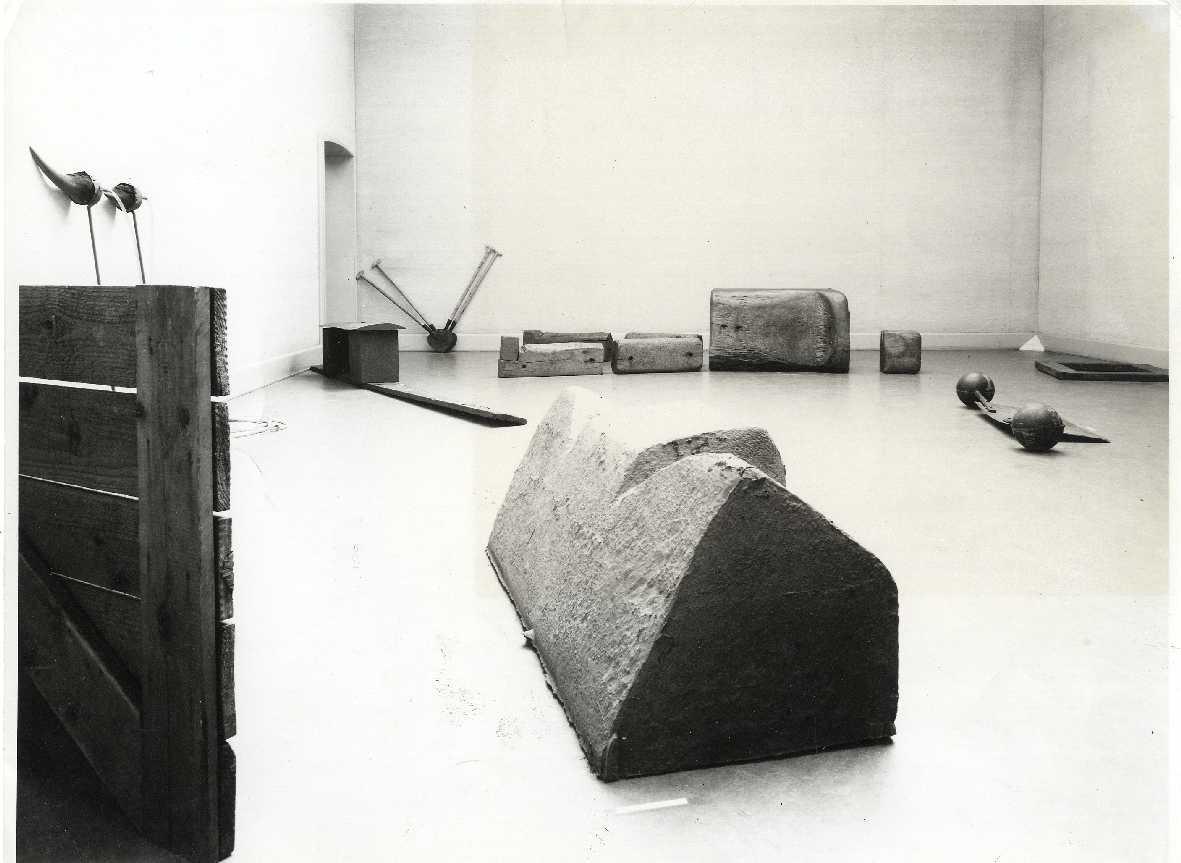 Joseph Beuys : schilderijen, objekten, tekeningen