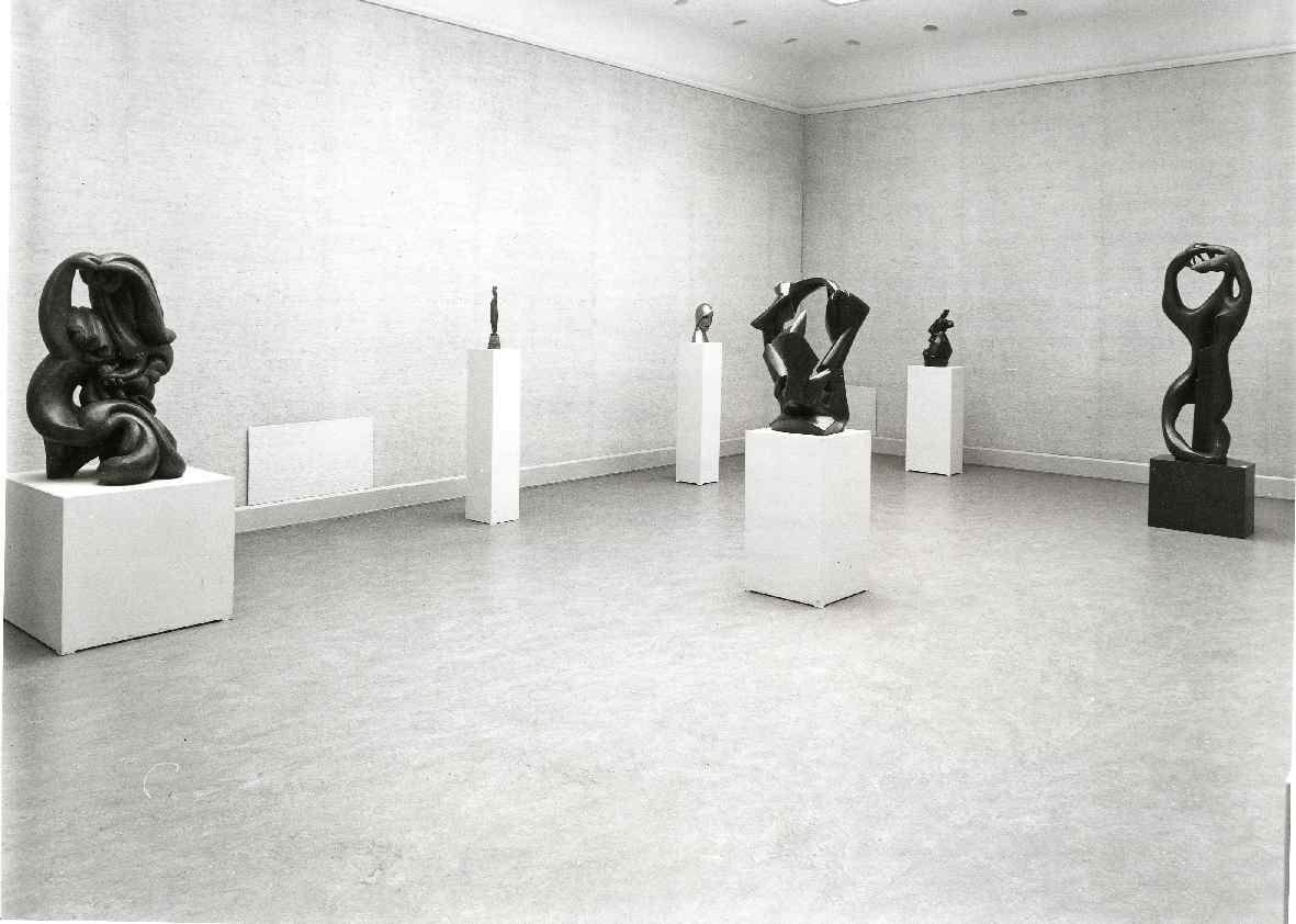 Een keuze uit de collectie van het Wilhelm-Lehmbruck-Museum Duisburg