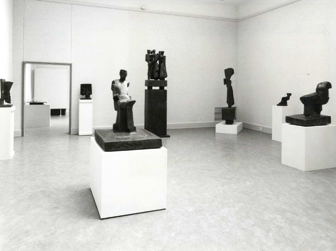 Mario Negri : Skulpturen