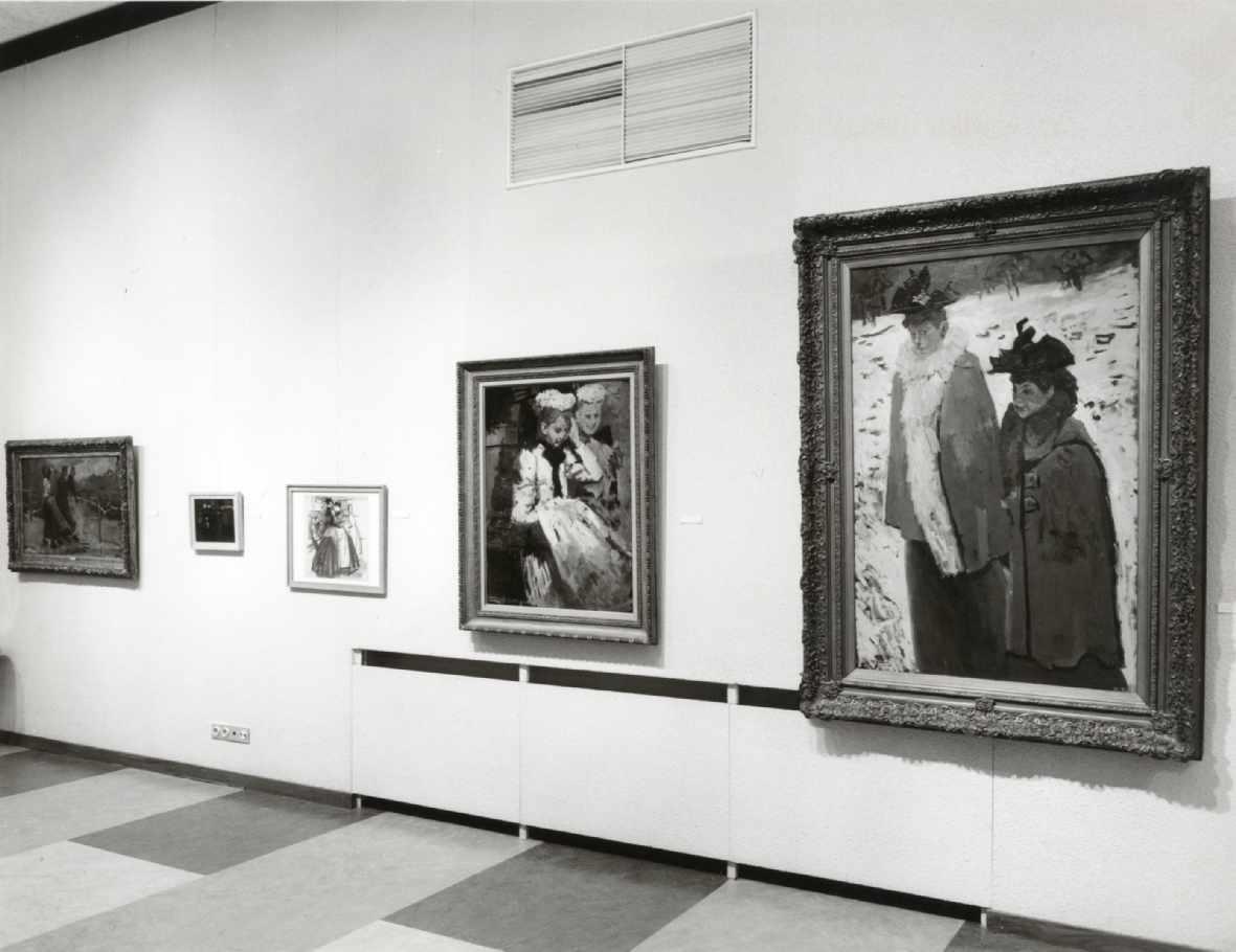 George Hendrik Breitner : Schilder-fotograaf