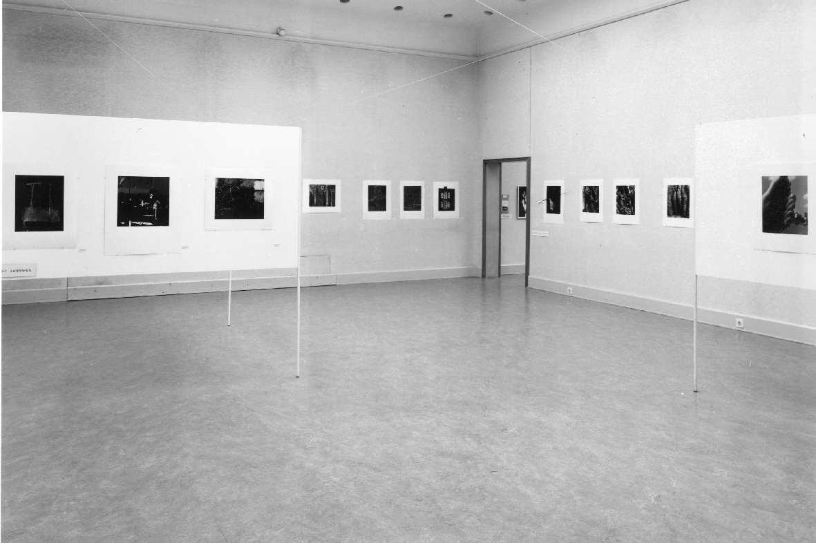 Konfrontatie 1 : Het fotografisch werk van Robert Häusser en Aaron Siskind