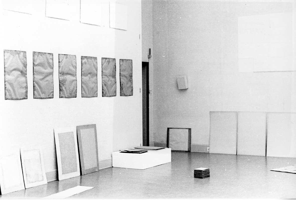 Franz Erhard Walther : Objekten voor gebruik