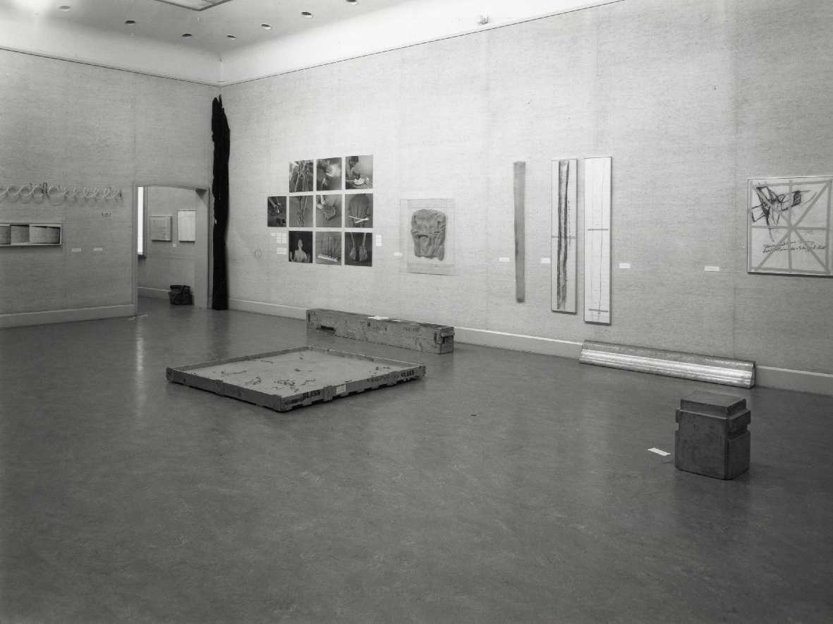 Bruce Nauman : Skulptures/environments/foto's/films en video : Overzichtstentoonstelling 1965/72