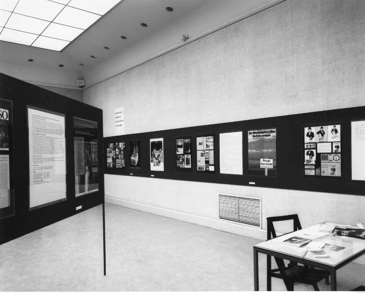 Klaus Staeck : Politieke affiches