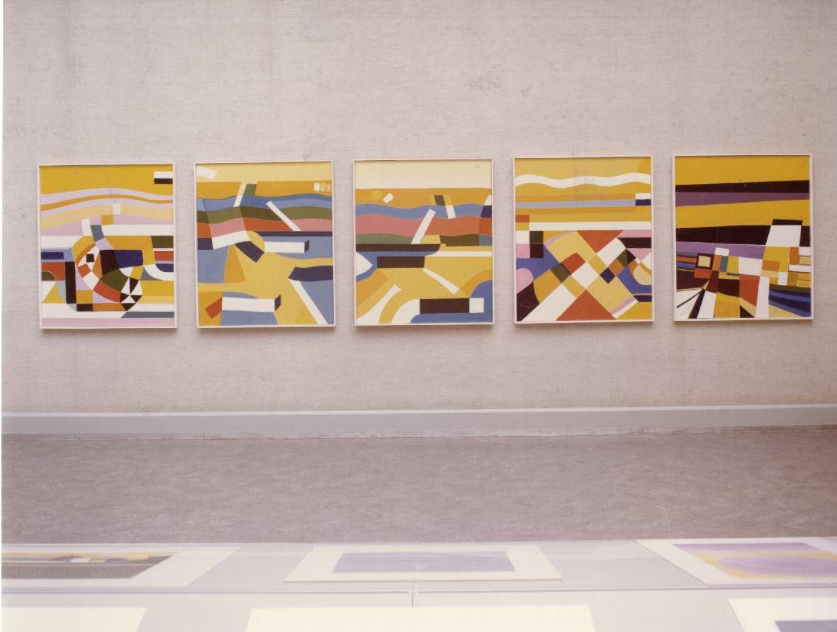 Willem Adams : Schilderijen