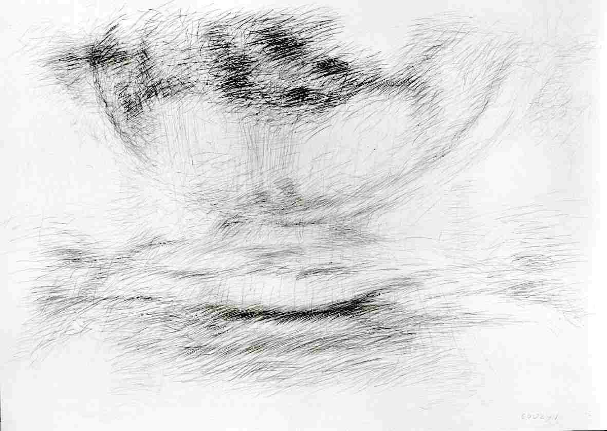 Wessel Couzijn : Tekeningen en enkele beelden