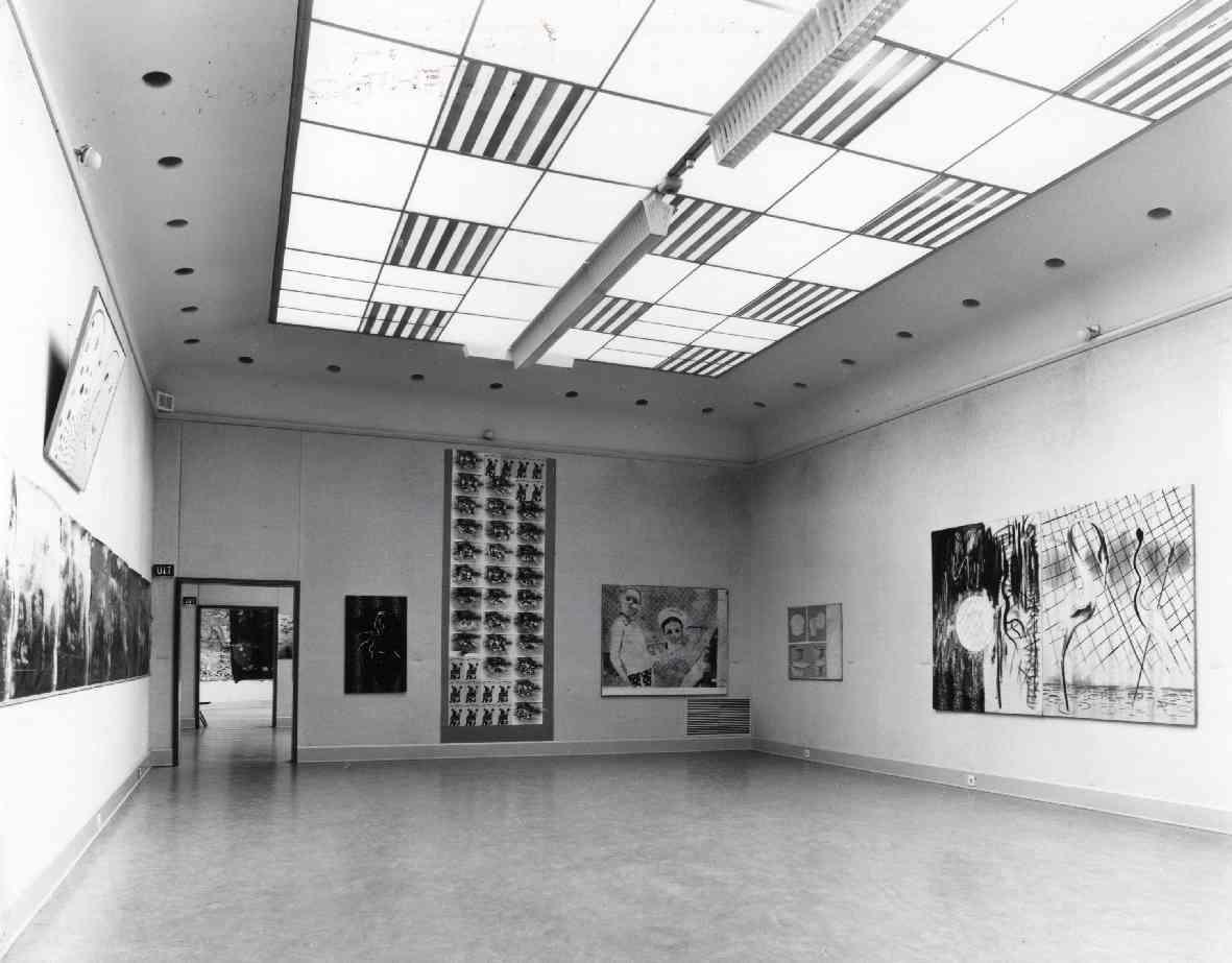 Sigmar Polke en Achim Duchow : Schilderijen, diaprojekties, films