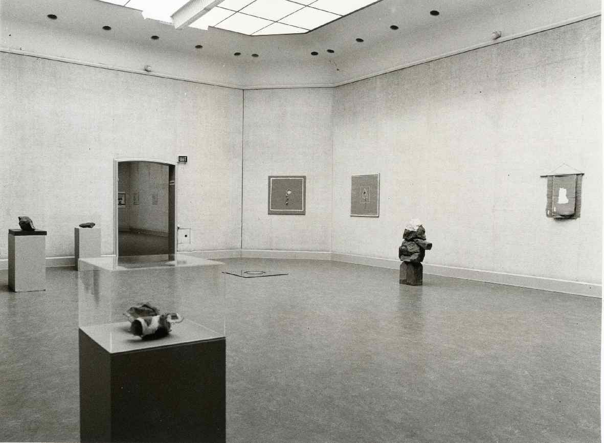 Barry Flanagan : Sculptuur 1966-1976