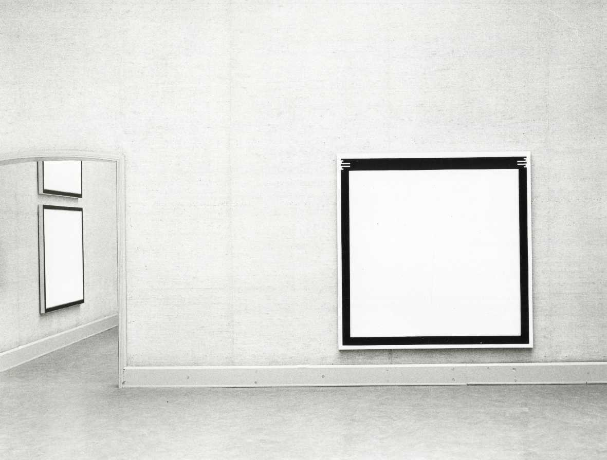 Jo Baer : Schilderijen 1962-1975