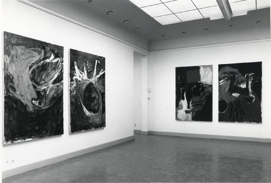 Georg Baselitz : Schilderijen 1977-1978