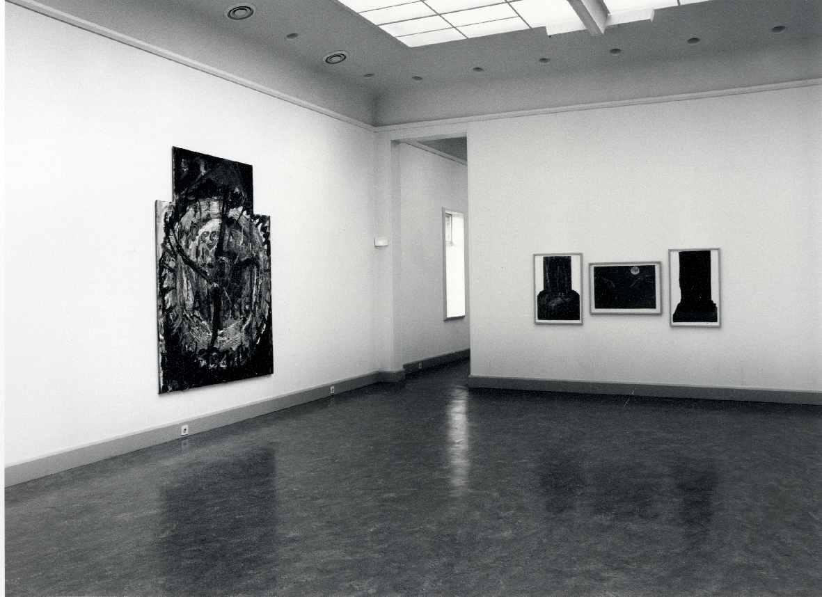 Anselm Kiefer : Schilderijen en aquarellen