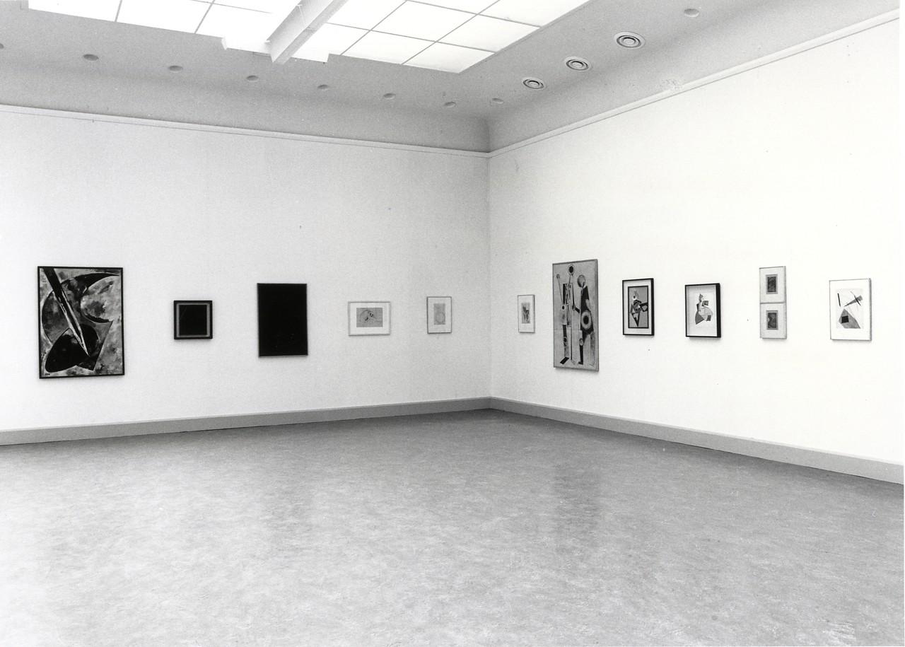 Alexander Rodchenko 1891-1956 : Schilderijen, gouaches, constructies, grafische ontwerpen, foto's