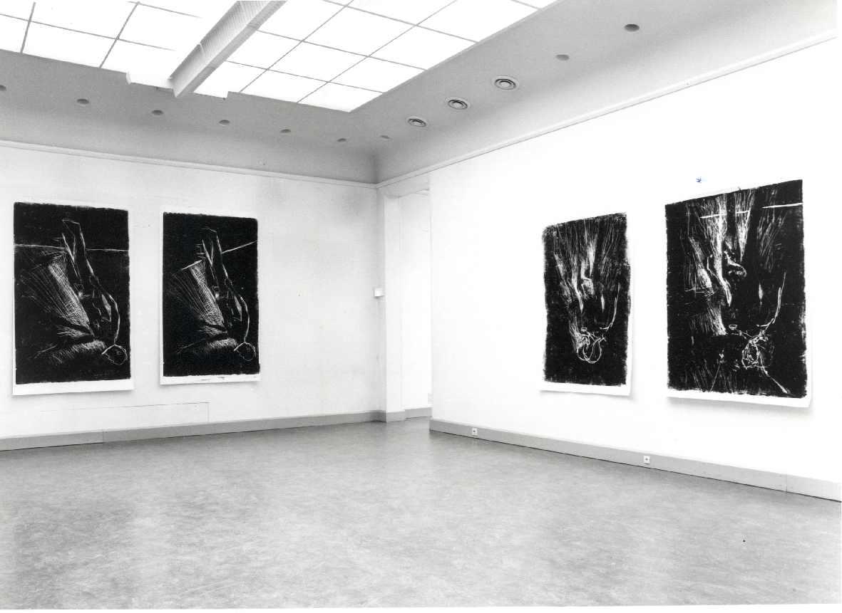 Georg Baselitz : Linosneden uit 1976 tot 1979