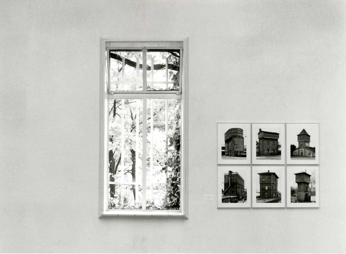 Bernd & Hilla Becher : Werken van 1957-1981