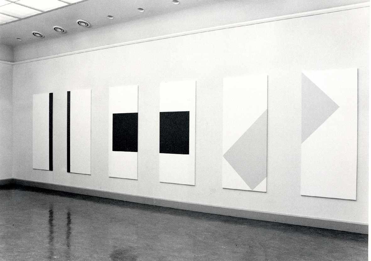 Bob Bonies : Schilderijen, beelden, grafiek 1965-1981