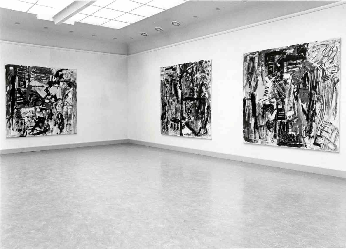 Emilio Vedova : 25 werken