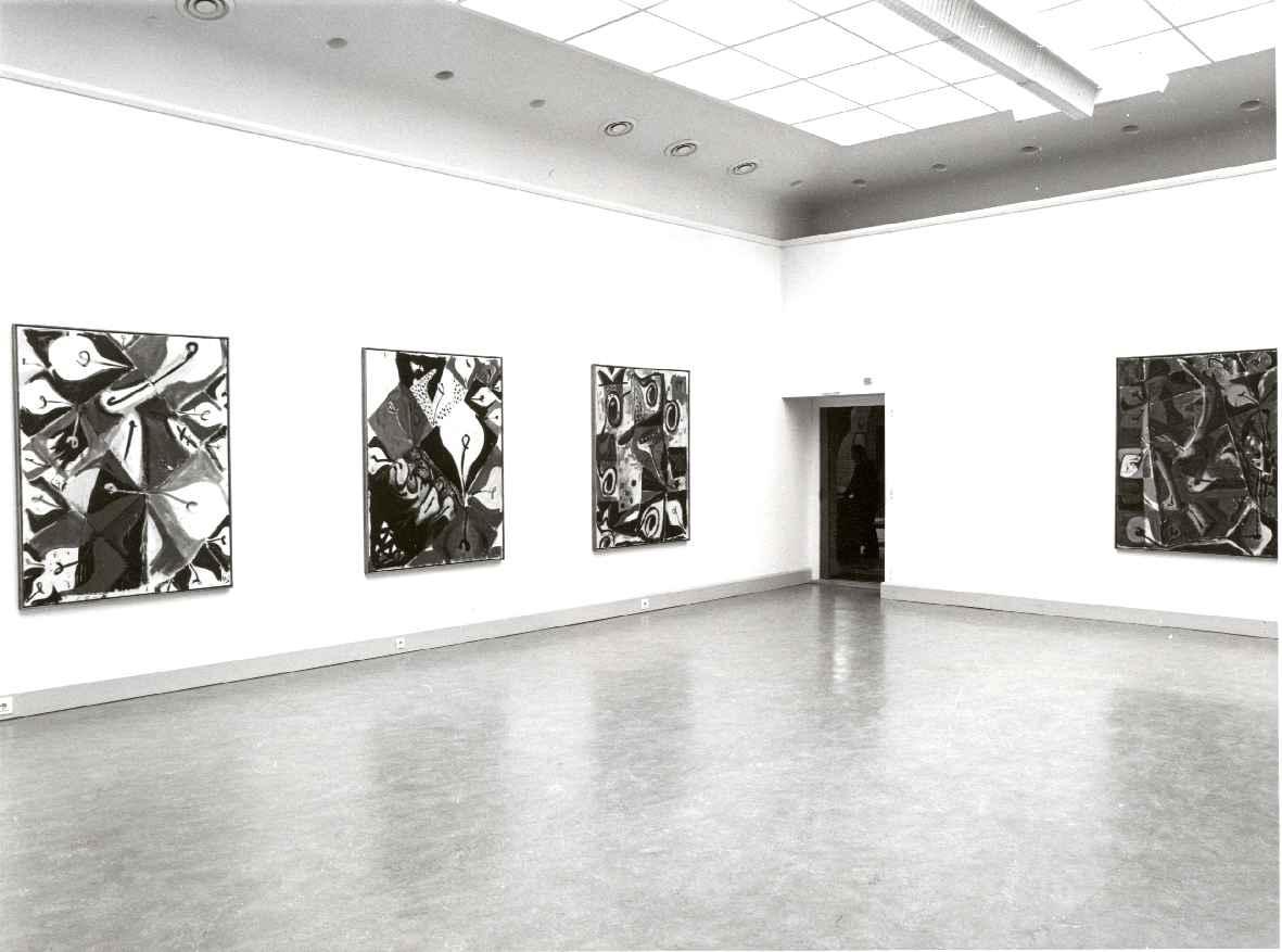Markus Lüpertz : Schilderijen