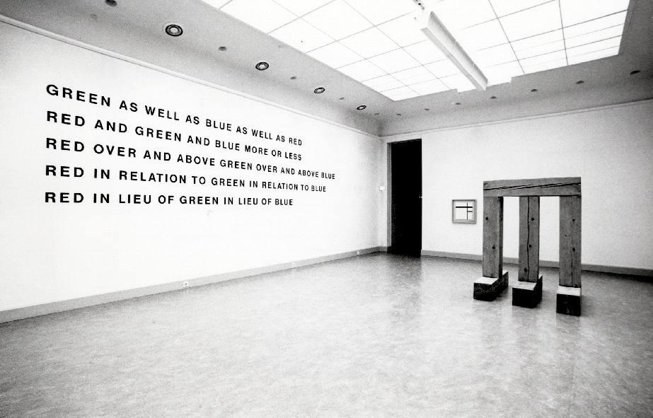 'L'architecte est absent' : Een tentoonstelling met werken uit de verzameling van Annick en Anton Herbert en het Van Abbemuseum