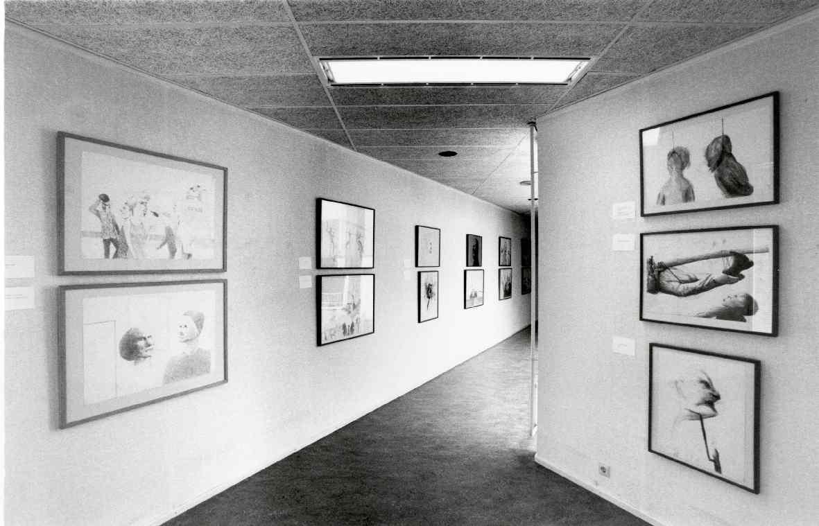 Terry Atkinson : Werken 1977-1984