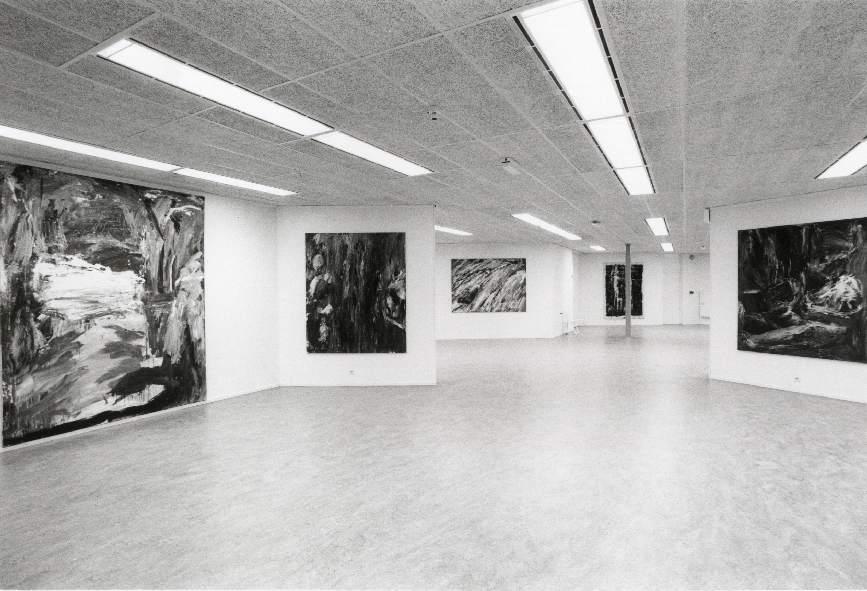 Pieter Stoop : Recente schilderijen