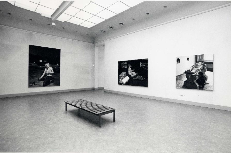 Eric Fischl : Schilderijen 1979-1984