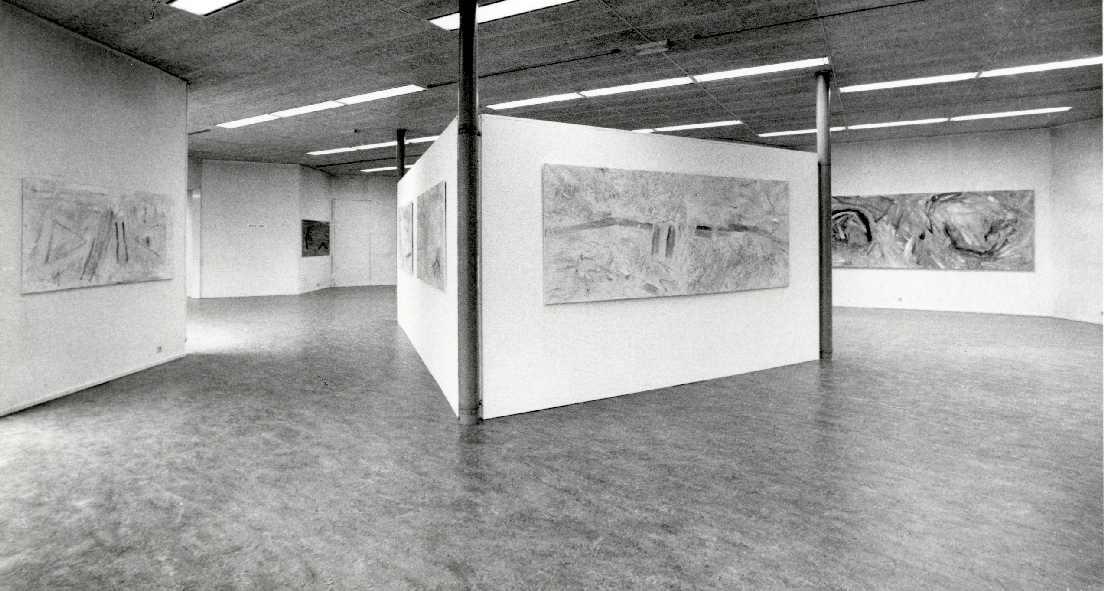 Gerard Verdijk : Schilderijen, 1984