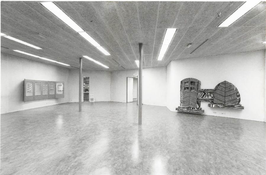 Richard Artschwager : Werken 1962-1985