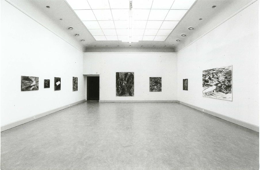 René Daniels : Schilderijen en tekeningen 1976-1986