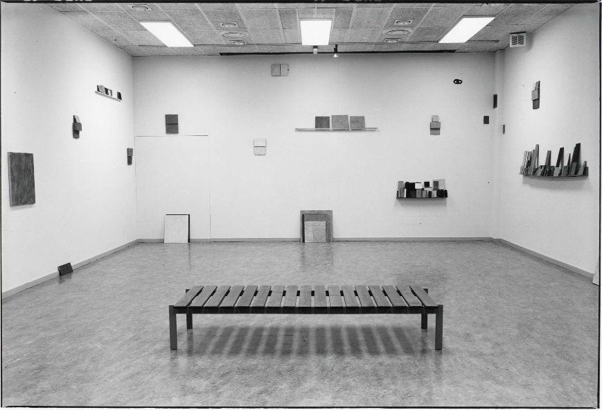 Piet Dirkx : Aula installatie