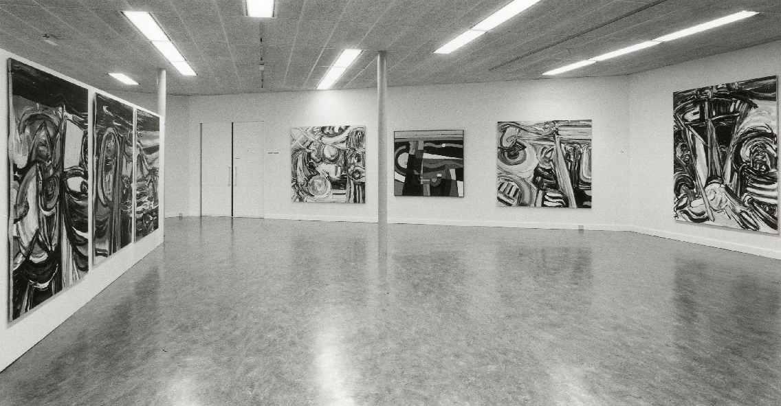 Willem Adams : Schilderijen en gouaches