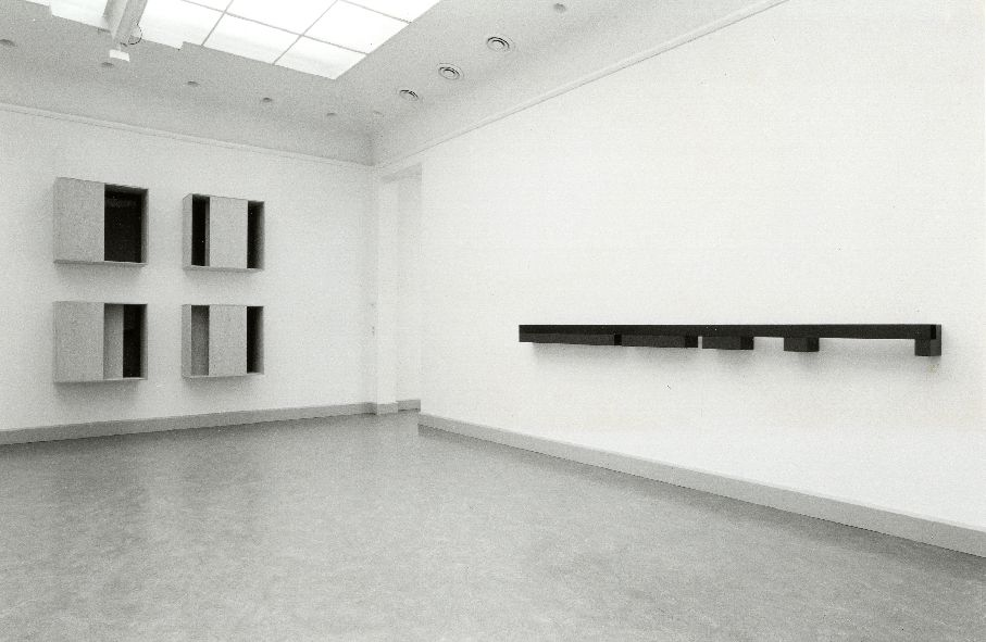 Donald Judd : Beelden/Sculptures 1965-1987
