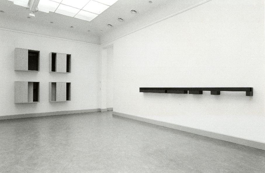 Donald Judd : Beelden/Sculptures 1965-1987
